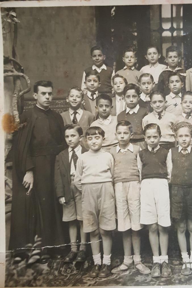 Rafael Nariman in Class of 1955
