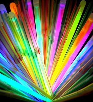 Glow stick photo by julie nariman
